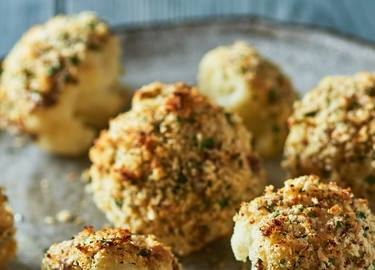 Maille Mustard-Crusted Cauliflower