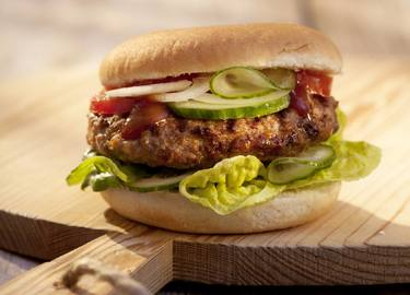 Knorr - Barbecue-Burger