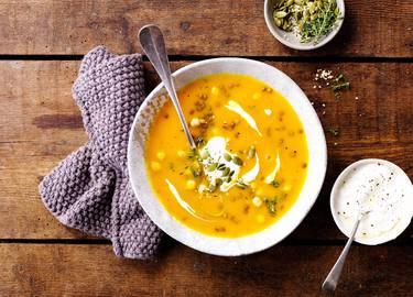 Knorr - Soupe à la courge