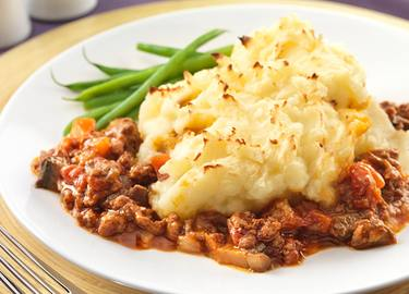 Magic Mince Cottage Pie