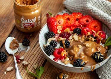 Fruchtige Frühstücks-Bowl