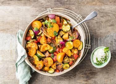 Knorr - Briami Griechisches Ofengemüse