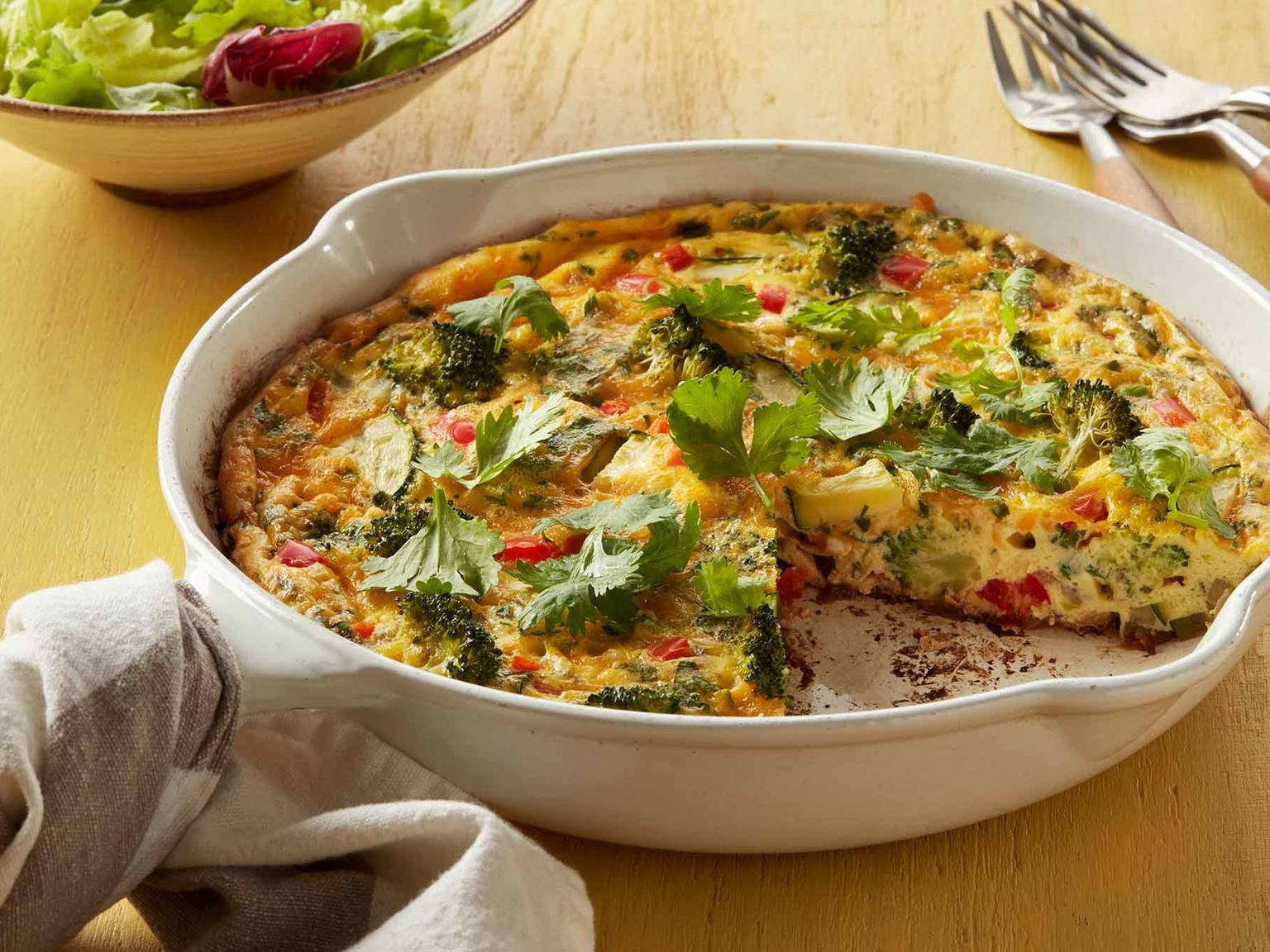 Full of Veggies Frittata