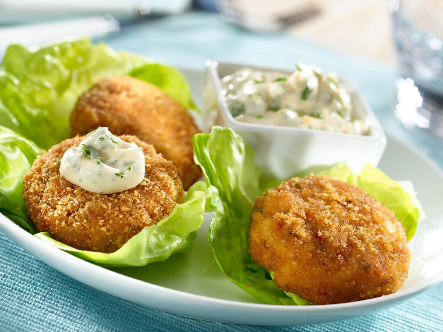 Zesty Seafood Salad Recipe