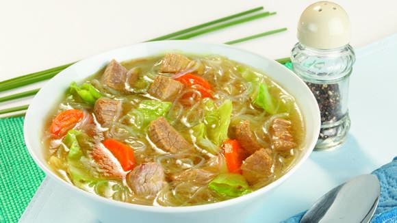 Beef Nilaga in Tanglad Recipe