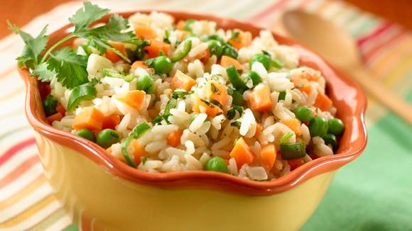 Knorr Chicken Rice with Vegetables