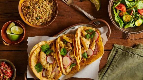 Knorr® Chicken Tacos
