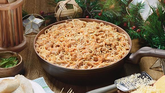 Season's Special Tomato Spaghetti