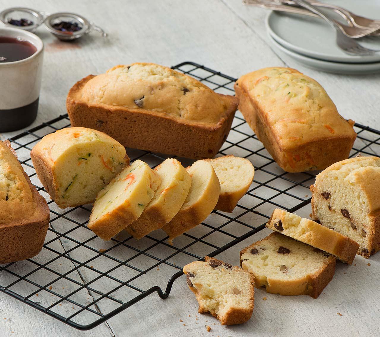 Becel Anything Goes Loaf Cake