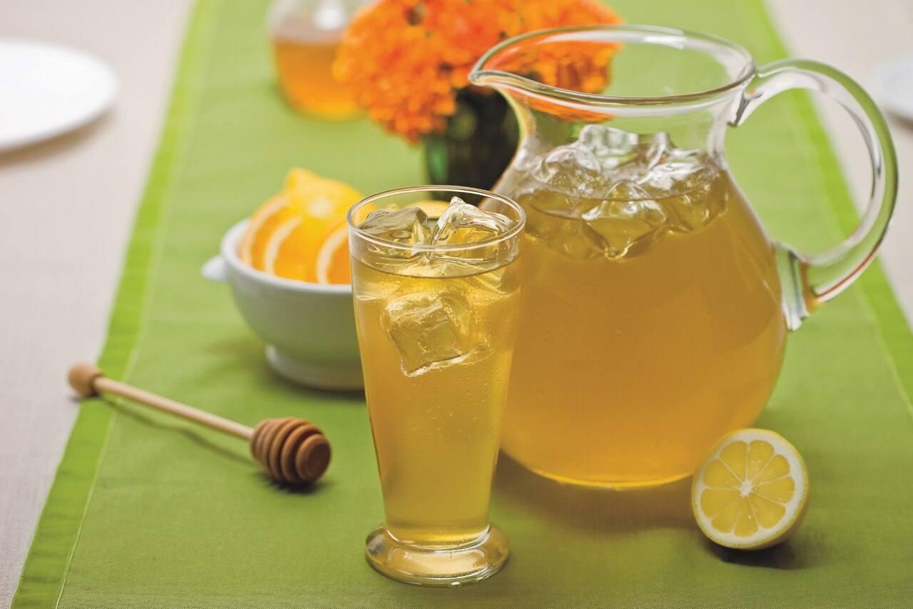 Green Tea Iced Tea