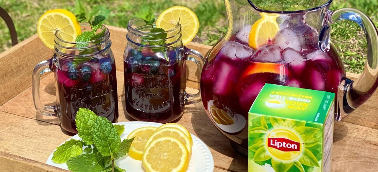 Berry MinTEA Delight