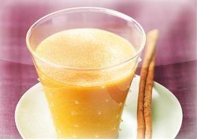 Cocktail mangue citron