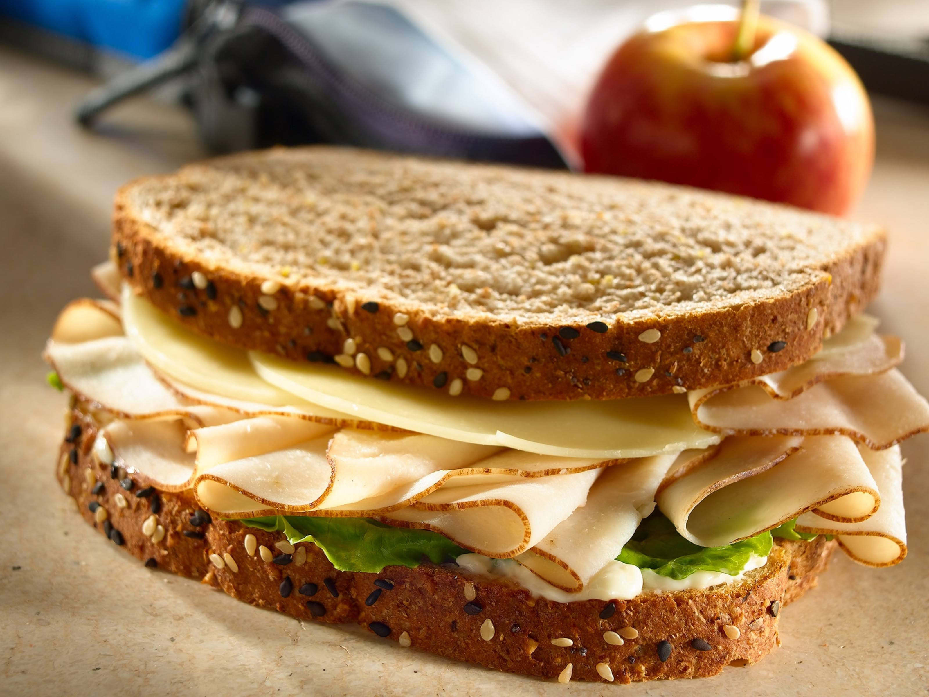 Make A Deli Sandwich At Home Healthy