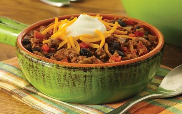 Hearty Chipotle Chili