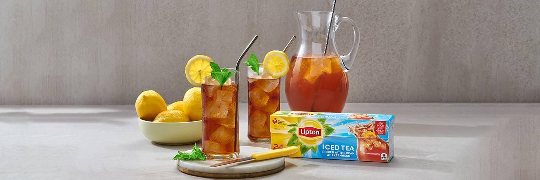 Long Island Iced Tea Mocktail