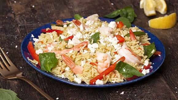 Mediterranean Shrimp | Knorr US