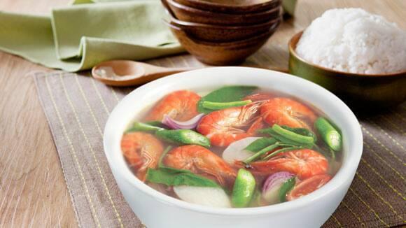 Shrimp Sinigang Recipe