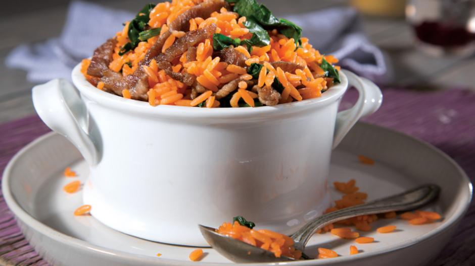 Genial cocinar arroz rojo im genes como cocinar el arroz for Cocinar 6 tipos de arroz