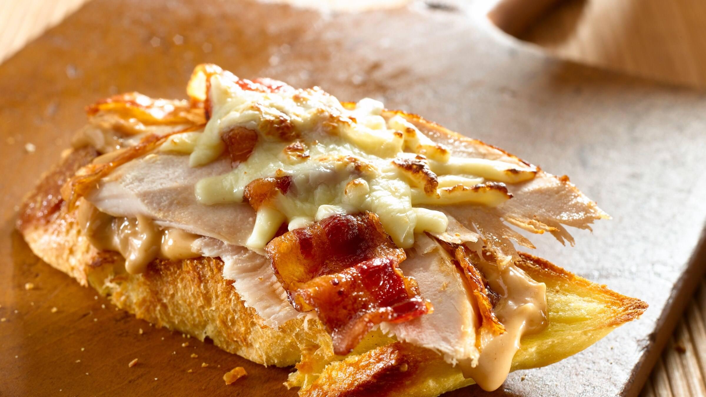 BBQ Turkey Sandwiches Recipe