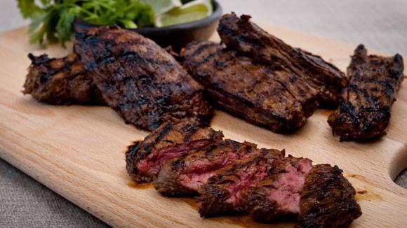 Grilled Asian Skirt Steak