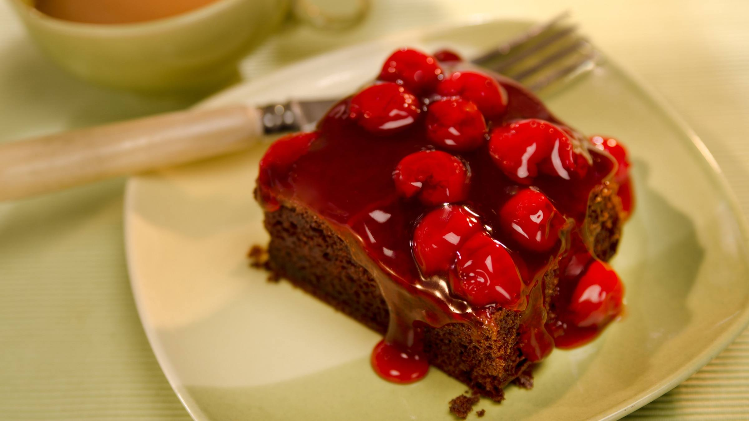 Black Forest Chocolate Cake Recipe