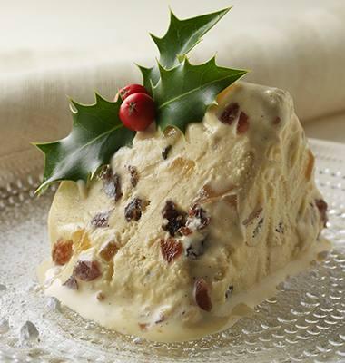 Pudding de Noël