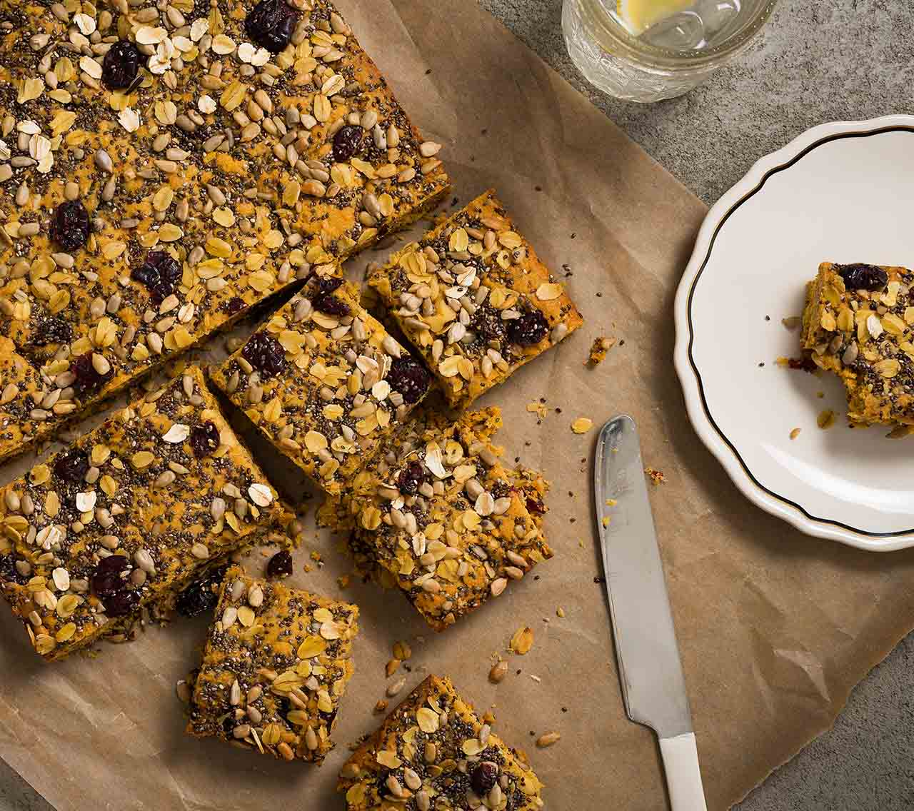 Vegan Energy Bars