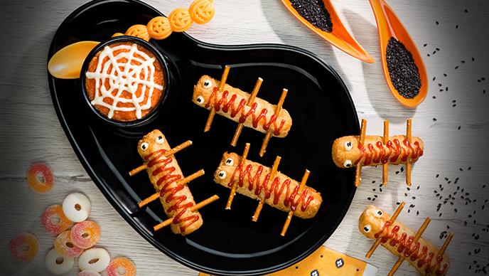 Dip salsa de Tomate Fruco Halloween
