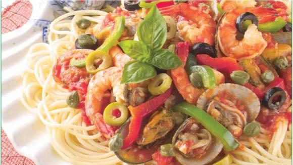 Seafood Putanesca Recipe