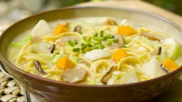 Lomi Soup Recipe