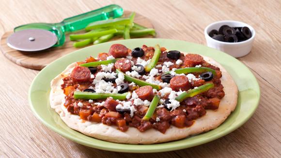 Menudo Pizza Recipe