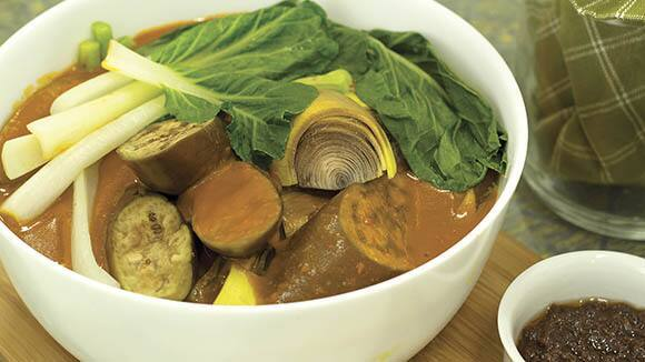 Vegetable Kare Kare Recipe