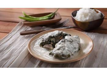 Pork with Laing Recipe