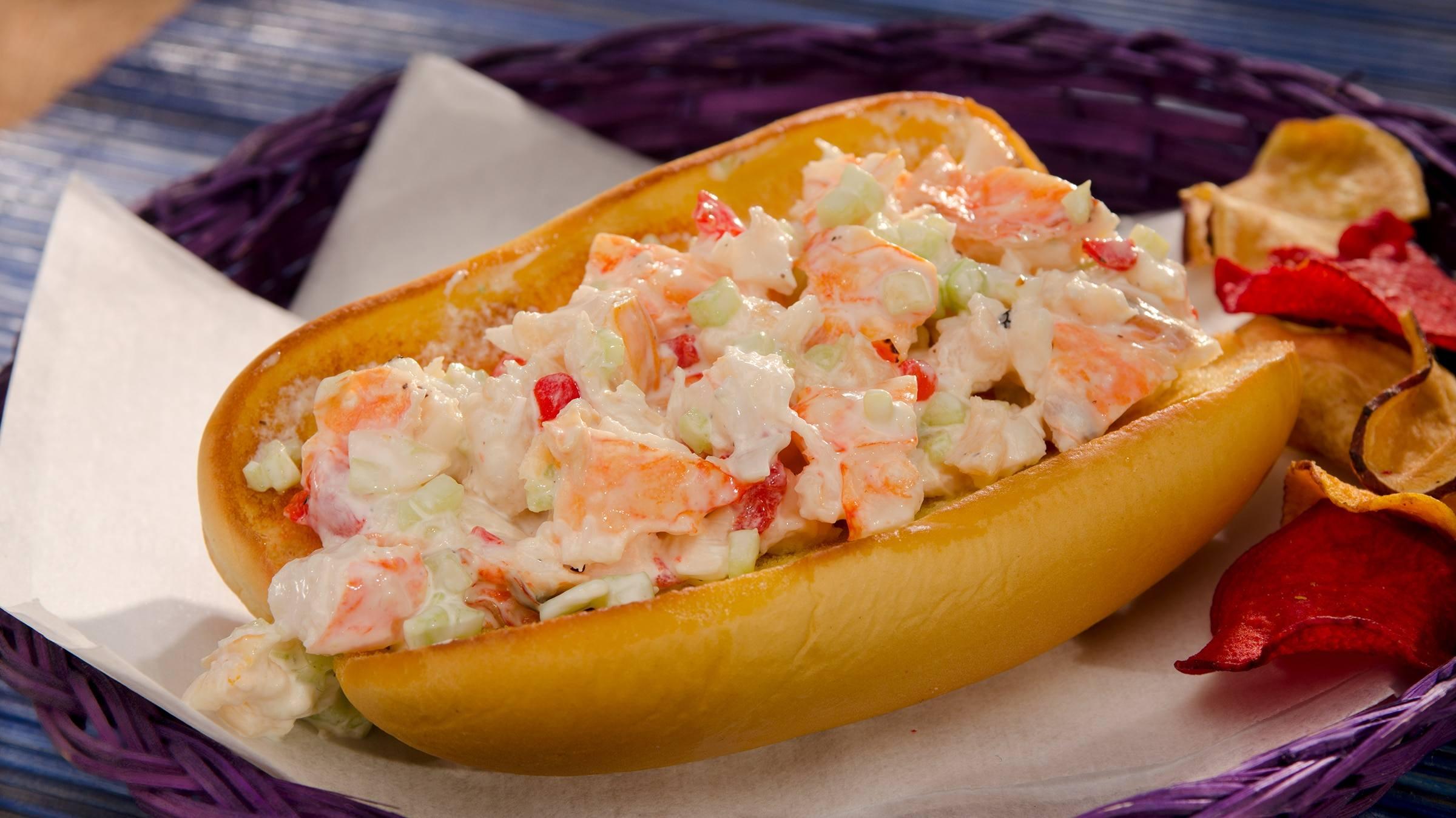 Maine Lobster Rolls Recipe