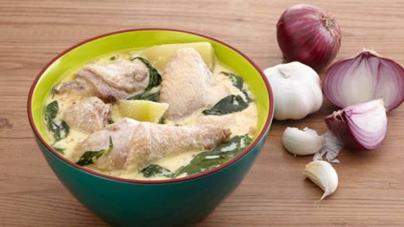 White Tinola Recipe