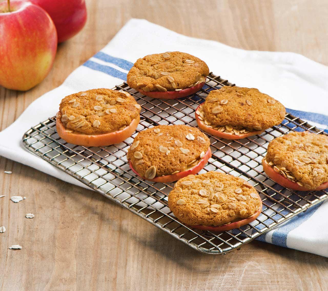 Baked Apple Cookies