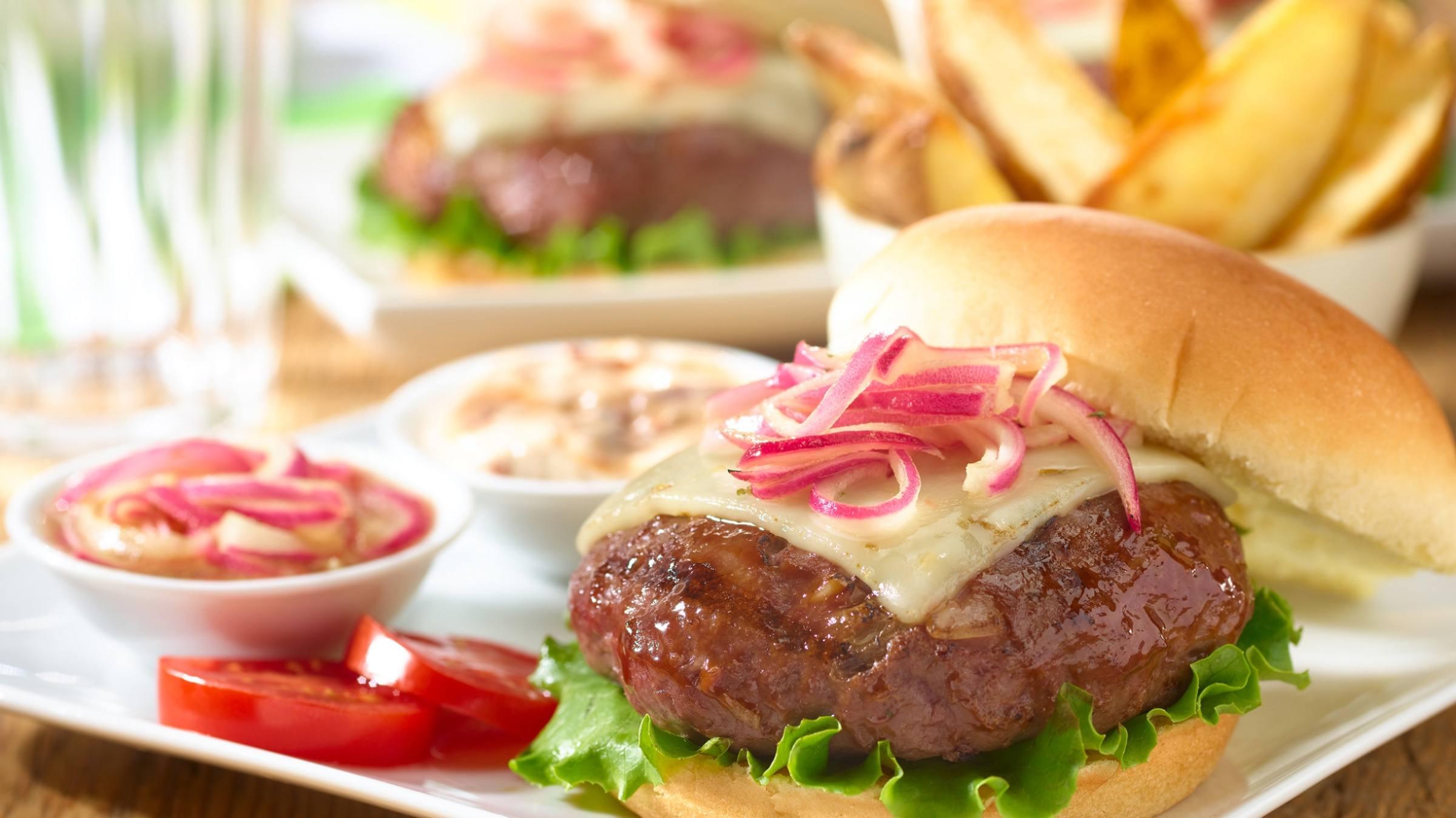 Latin Burgers