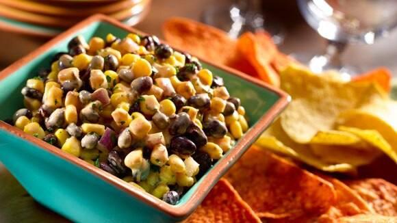 Chipotle Bean & Corn Salsa