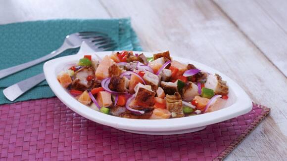 Sinuglaw Salmon Recipe