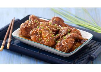 Asian Fried Chicken Wings Recipe