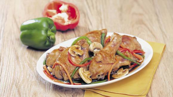 Twice Cooked Chicken Recipe