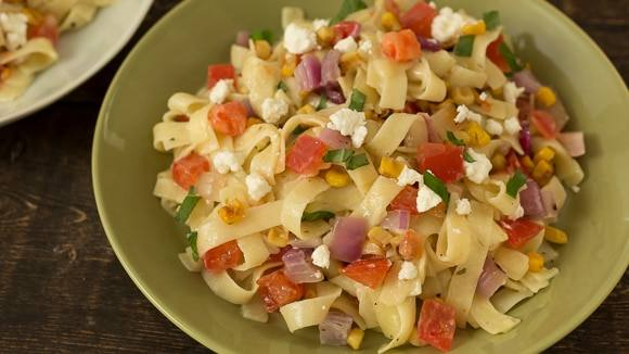 Summer Vegetable Pasta Salad