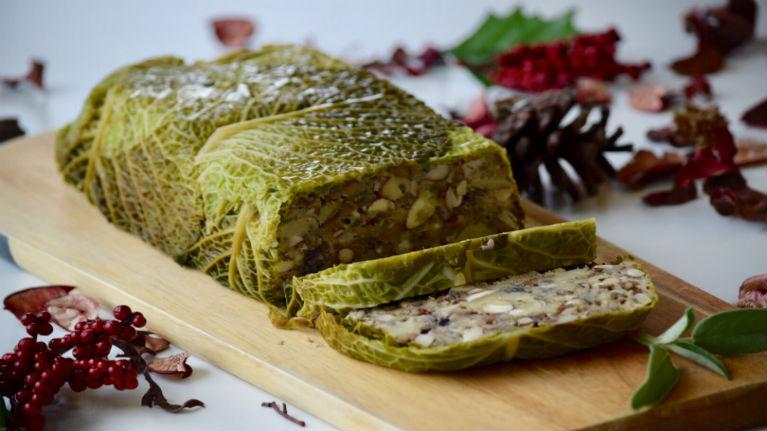 Christmas Nut Roast