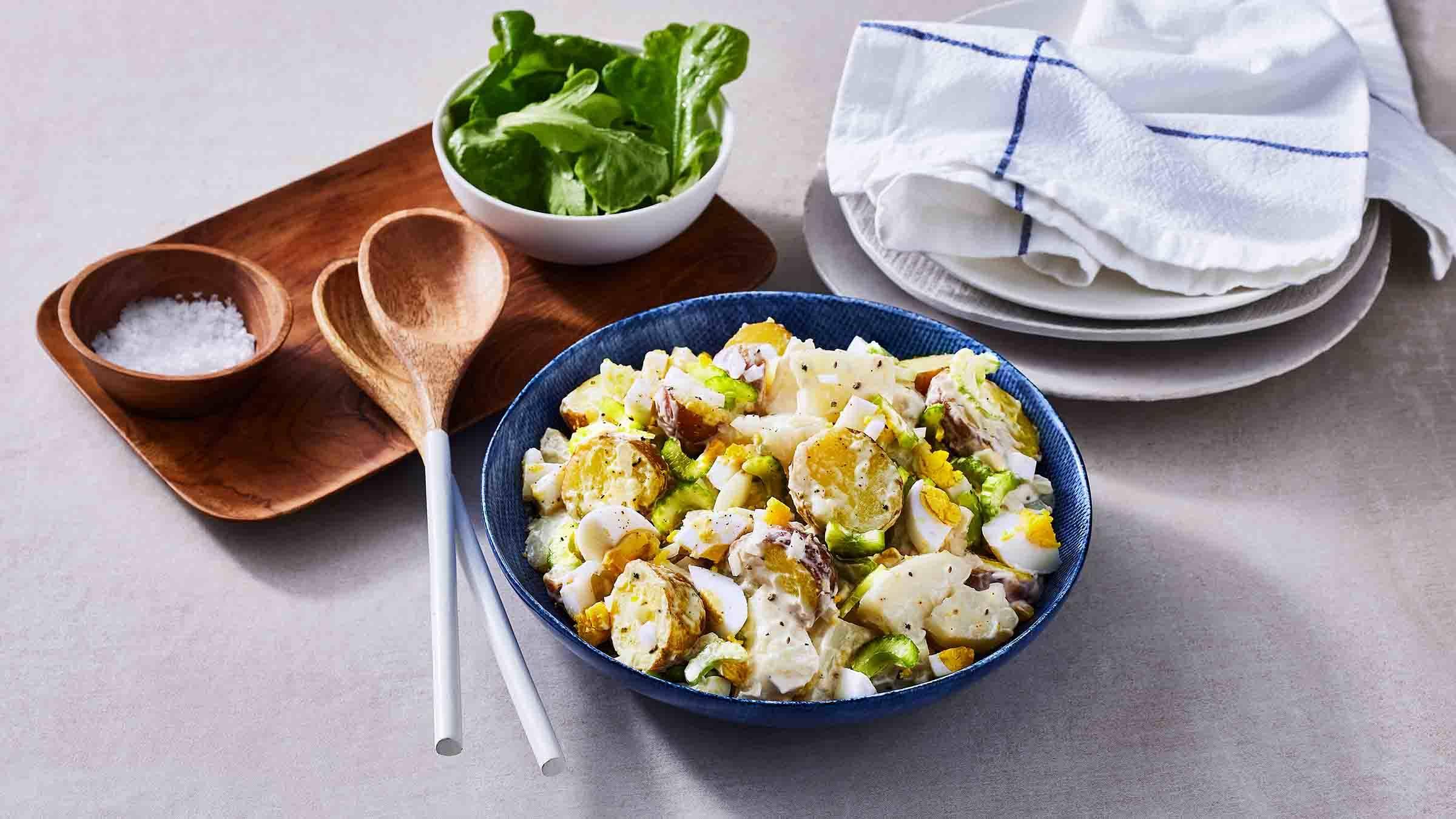 Hellmann's Original Potato Salad Recipe
