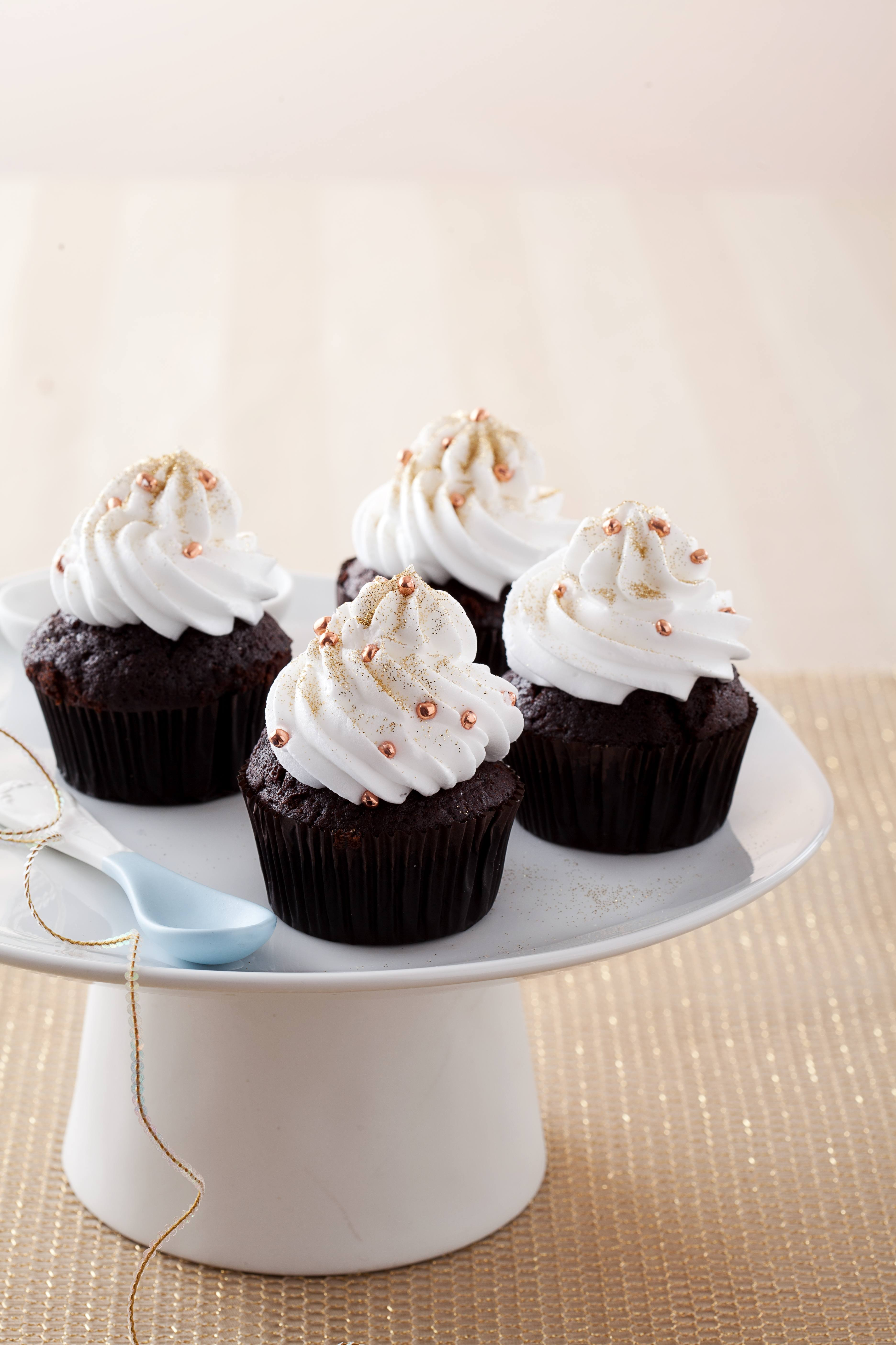 Dondurmalı Cupcake Tarifi