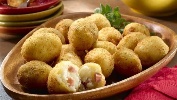 Ham & Potato Croquettes