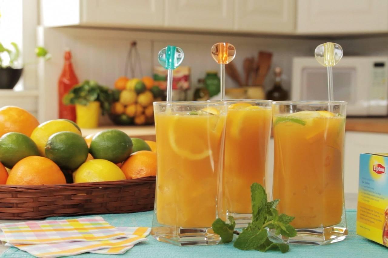 Citrus Tea Punch