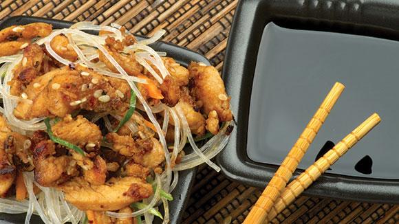 Crunchy Sevayyan Chicken RECIPE