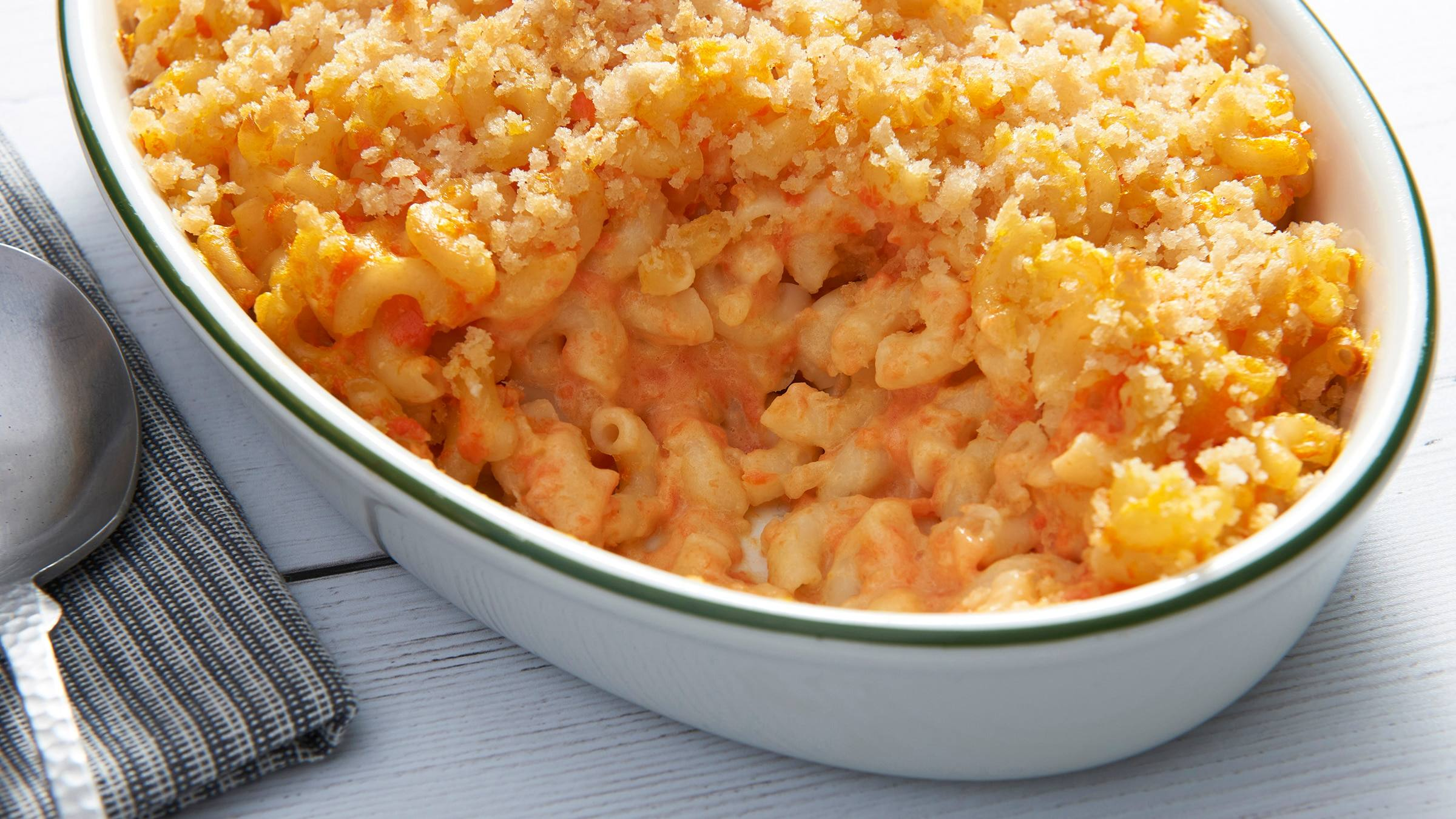 "Great Vegan Mac & ""Cheese"""
