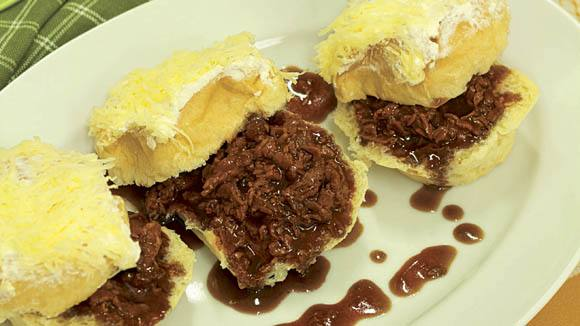 Stuffed Beef Ensaymada Recipe